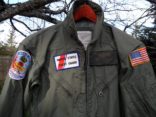 Four Bees United States Coast Guard Flight Gear Amp Flight