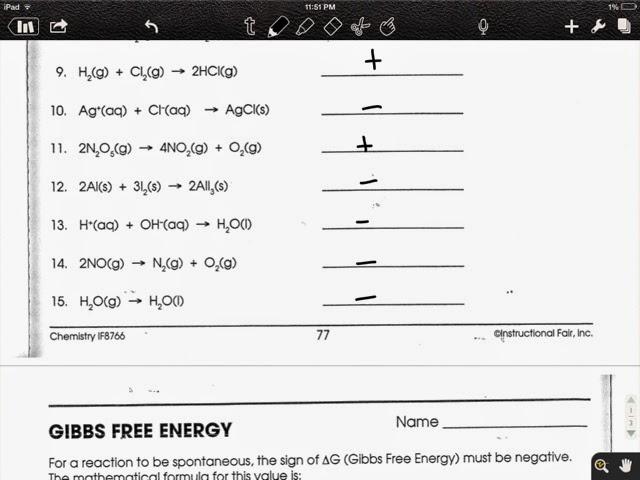 summit chemistry blog entropy gibbs free energy ws. Black Bedroom Furniture Sets. Home Design Ideas