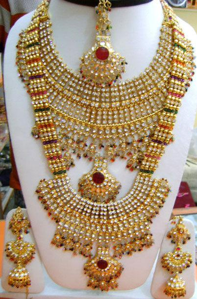 Thamanah boutique Indian wedding jewellery