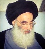 Grand Ayatollah Sayyed Ali Sistani