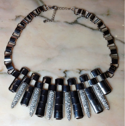 Warehouse Panel Necklace