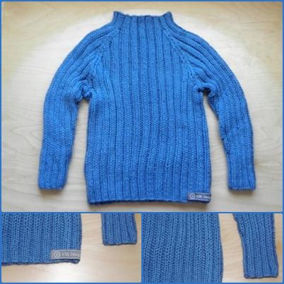 d4b8de27 Jeg brukte Alpakka Silk fra Viking og strikket med dobbel tråd som det stod  i oppskriften. Det gikk med ca. 250 gram garn.