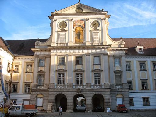 Benediktinerstift Kremsmünster, Stift 1, 4550 Kremsmünster, Österreich, Weinkellerei, state Oberösterreich