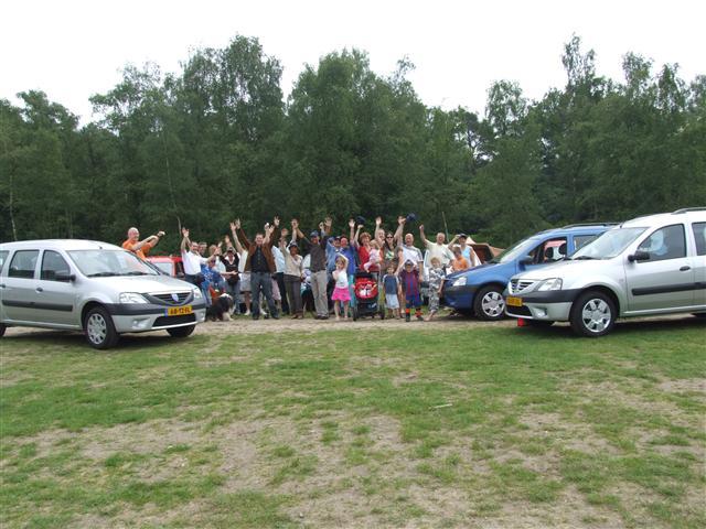 Dacia meeting 2007 Doornse gat