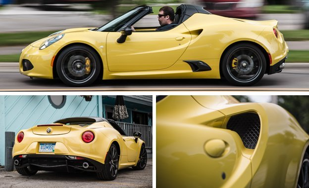 2015 alfa romeo 4c spider review car price concept car trends. Black Bedroom Furniture Sets. Home Design Ideas