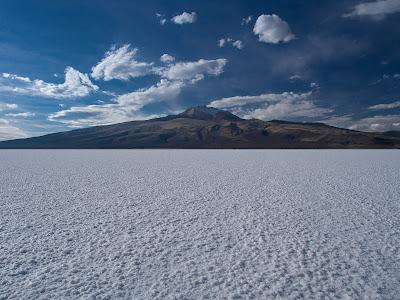 Volcà Tunupa, sobre el Salar