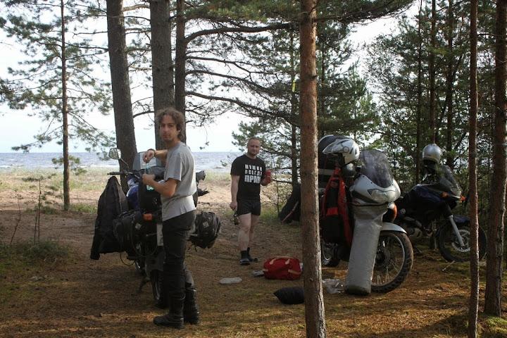 Лагерь шестого дня