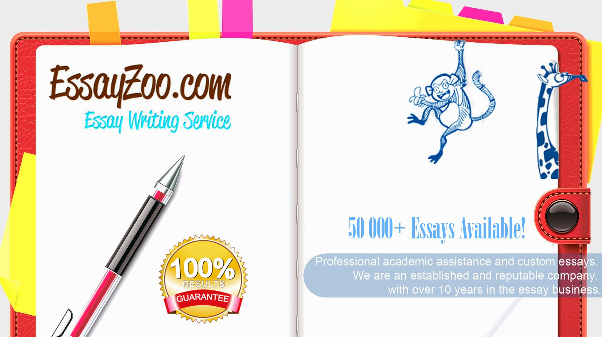 Your essay writing zoo in english