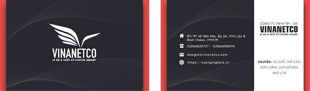 Template name card - Code : namecard138