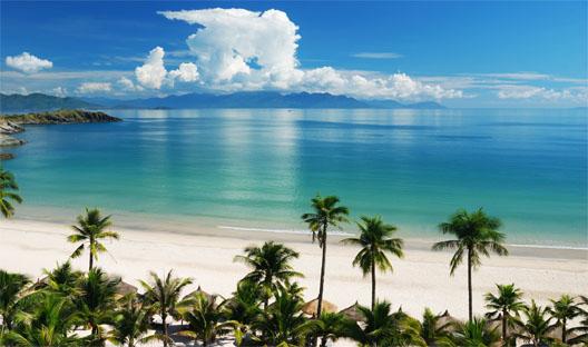 Những bài thơ tình yêu hay viết về biển Nha Trang