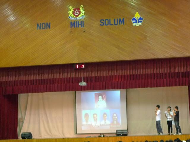 Teachers' Day Celebration 2011
