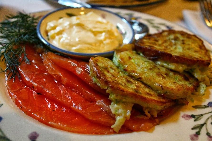 Mari Vanna Moscow food
