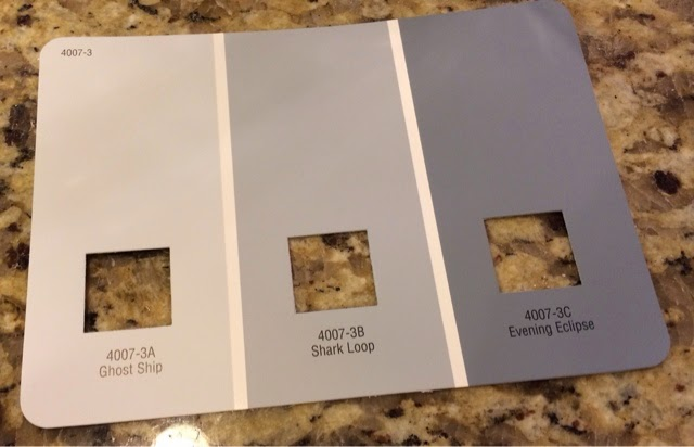 Upgrading Paint Colors In An Open Floor Plan Diy Danielle