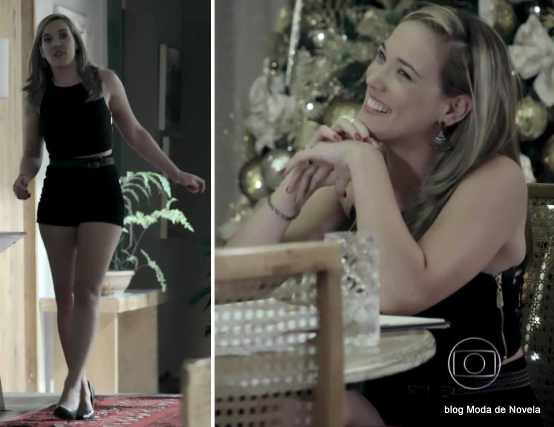 moda da novela Império, look da Amanda dia 31 de dezembro de 2014