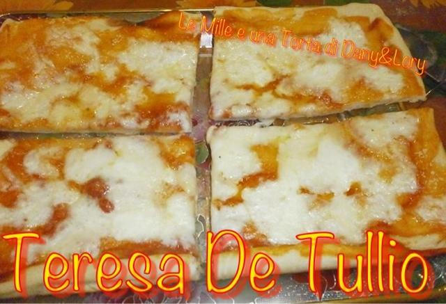 tranci golosi di pizza margherita