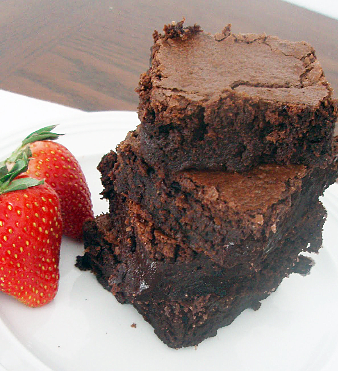 Better than box brownies