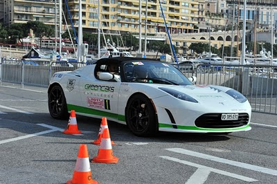 Tesla Cleans Up Again At The 5th Monte Carlo Alternative Energy Rally Image