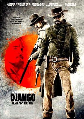 Filme Poster Django Livre R5 XviD Dual Audio & RMVB Dublado