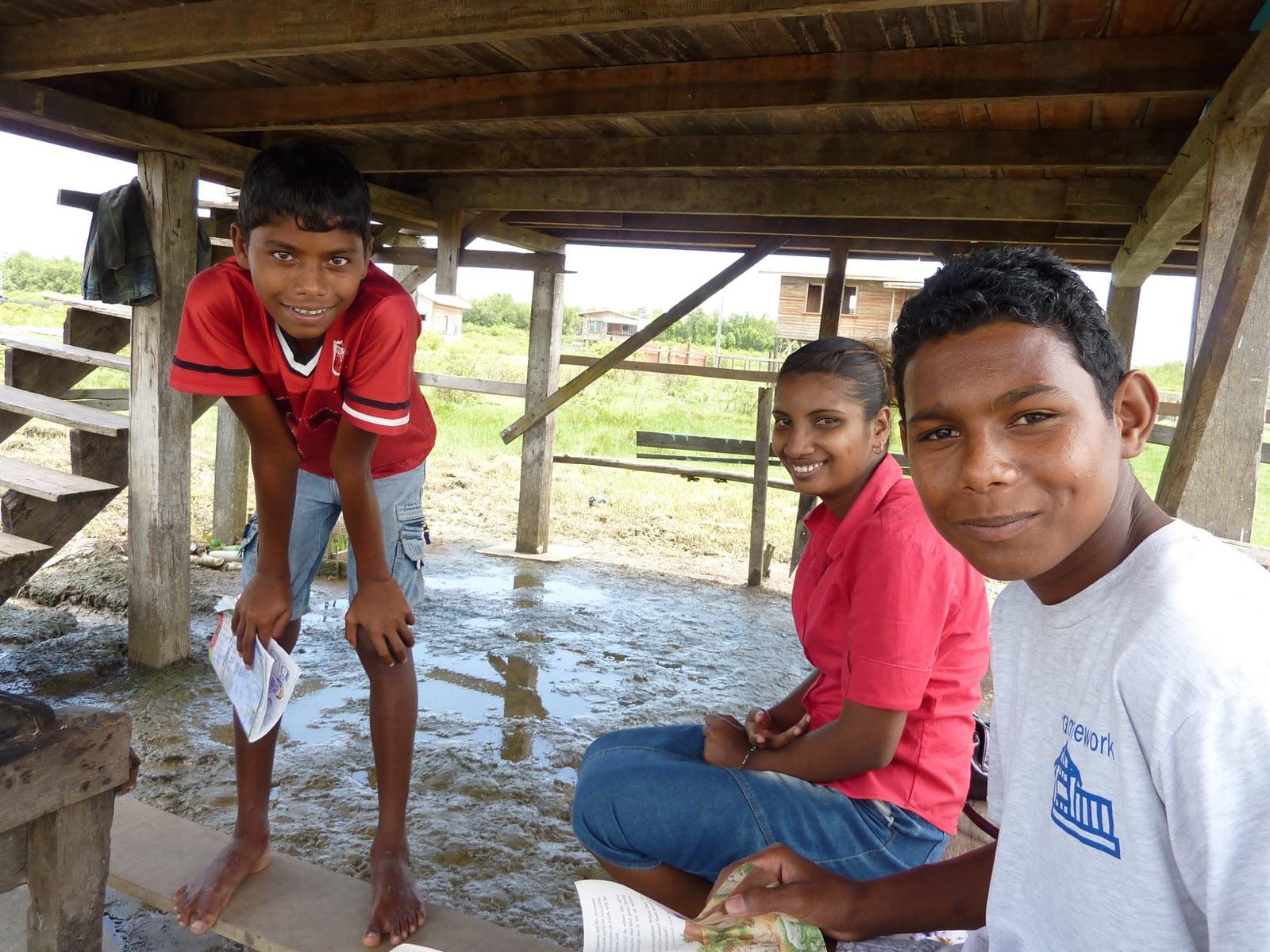 Guyanese boys