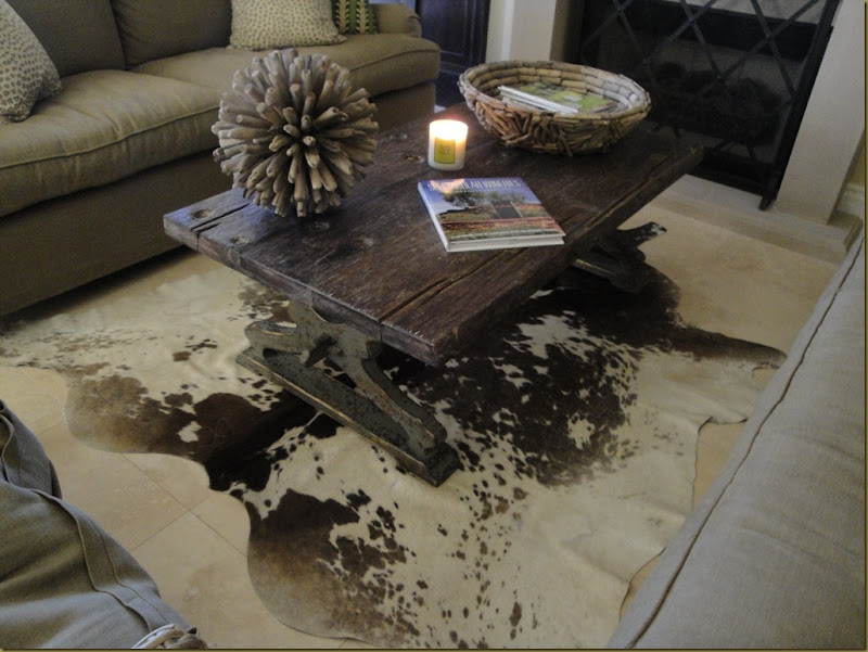Cow hide rugs – the sexiest accessory for your home