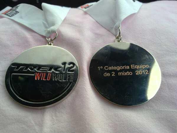 Primera medalla