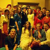 Karnawałowe party bajkowych postaci