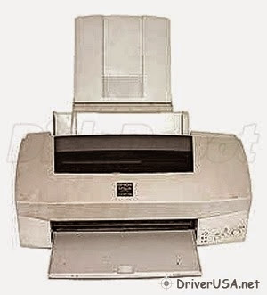 download Epson Stylus 700 printer's driver