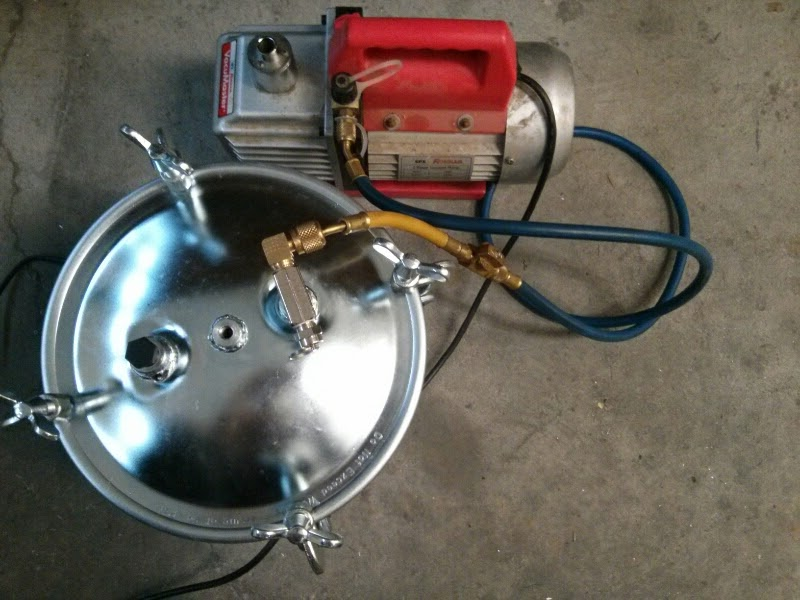 Diy Heated Vacuum Dryer Welcome To The Seemecnc Community