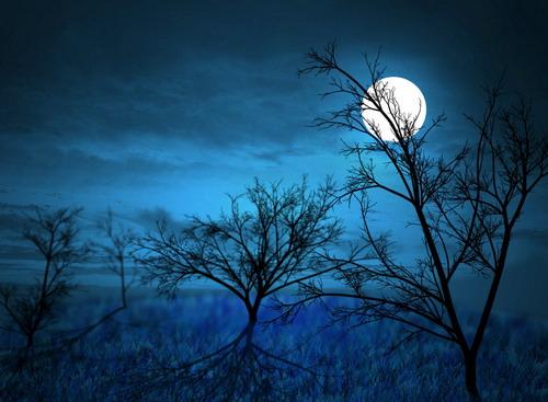 Ảnh trăng tròn đẹp