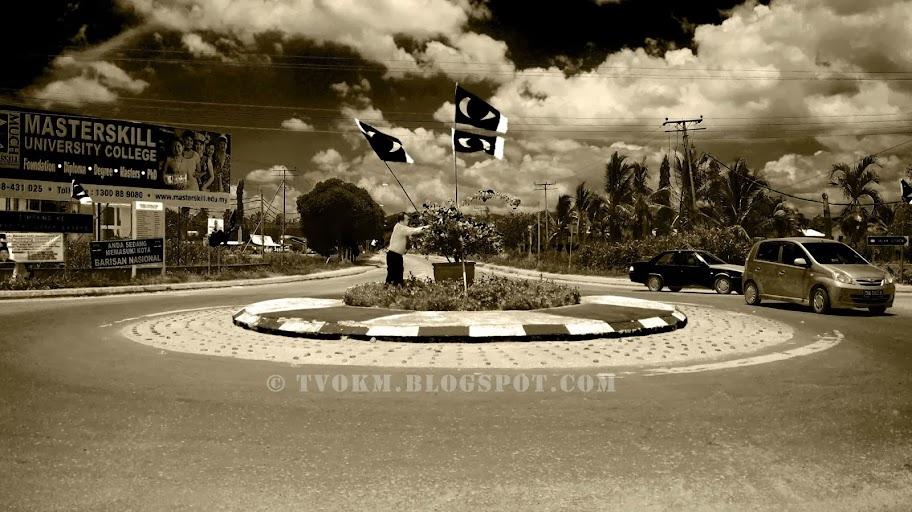 Behind The Name Kota Marudu
