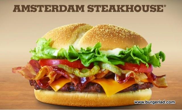 Burger King Amsterdam Steakhouse
