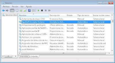 Instalar servicio de Windows desarrollado con VB.Net