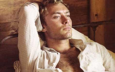 Jude Law sensual