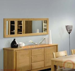 Tủ bếp gỗ 1201