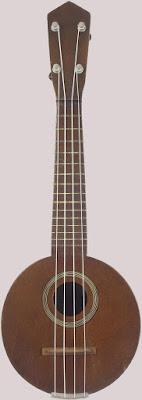 bruno scout banjo Ukulele mini uke