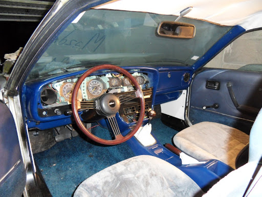 [MAZDA 121]Restauration Mazda 121 1977 - Page 4 SDC14553