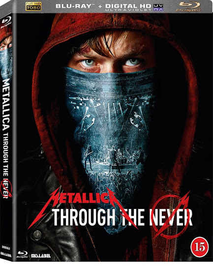Metallica – Through the Never BDRip Blu-Ray 1080p Legendado Torrent