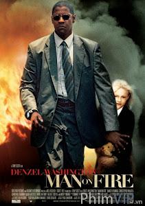 Người Đỡ Đạn - Man On Fire poster