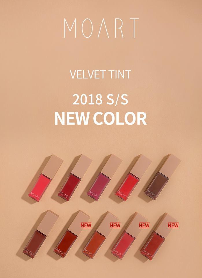 Moart Velvet Lip Tint