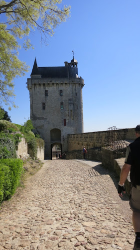 Chinon Fortress Guard Tower