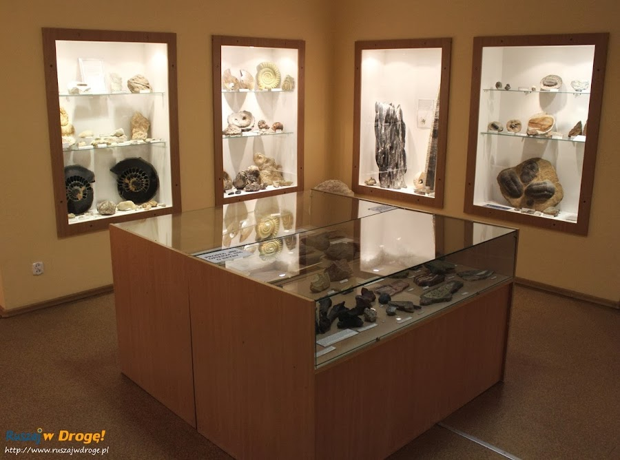 Muzeum Minerałów w Świętej Katarzynie