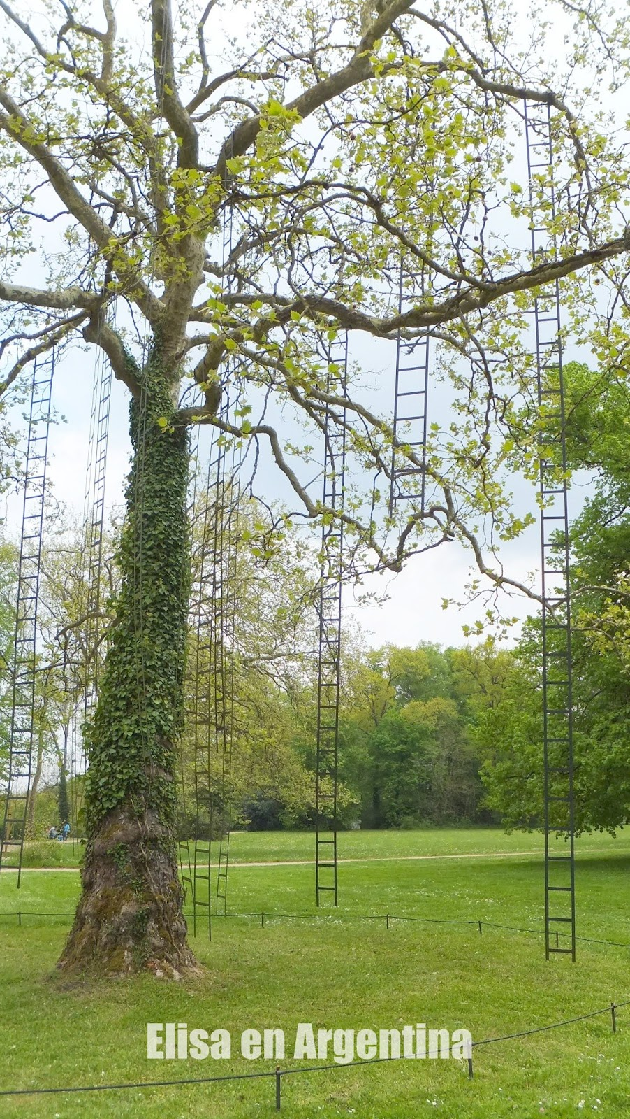 Chaumont-sur-Loire, Jardines, Domaine, Loira, Francia, Elisa N, Blog de Viajes, Lifestyle, Travel