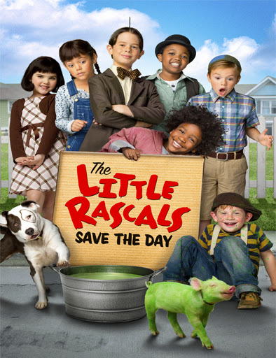 The Little Rascals Save the Day (2014) (Subtitulada)