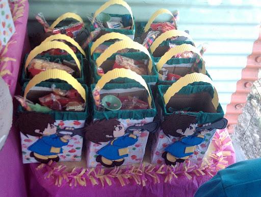 CAJITAS DE SUEÑOS: Cotillon para niños