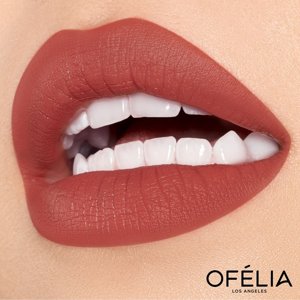Son Ofélia Nightfall Matte Lipstick Charming