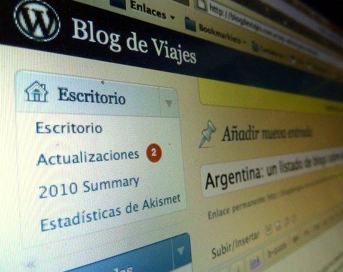 Blogs y publicidad