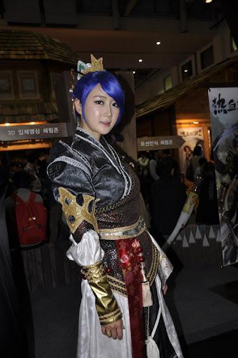 Han Chae Yee gợi cảm cùng cosplay Yulgang 2 16