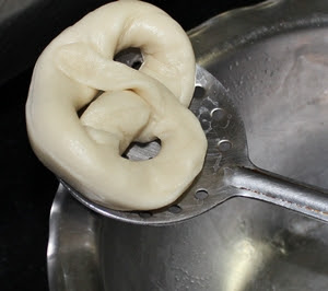 How to make Hard Pretzel at home