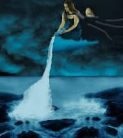 Goddess Ahurani Image
