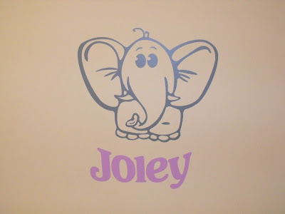 lucky horseshoe Joley elephant